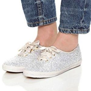 kate spade Shoes - Keds X Kate Spade New York Glitter Sneakers